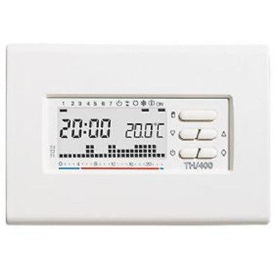 Termostato digital programable BPT TH400 Blanco