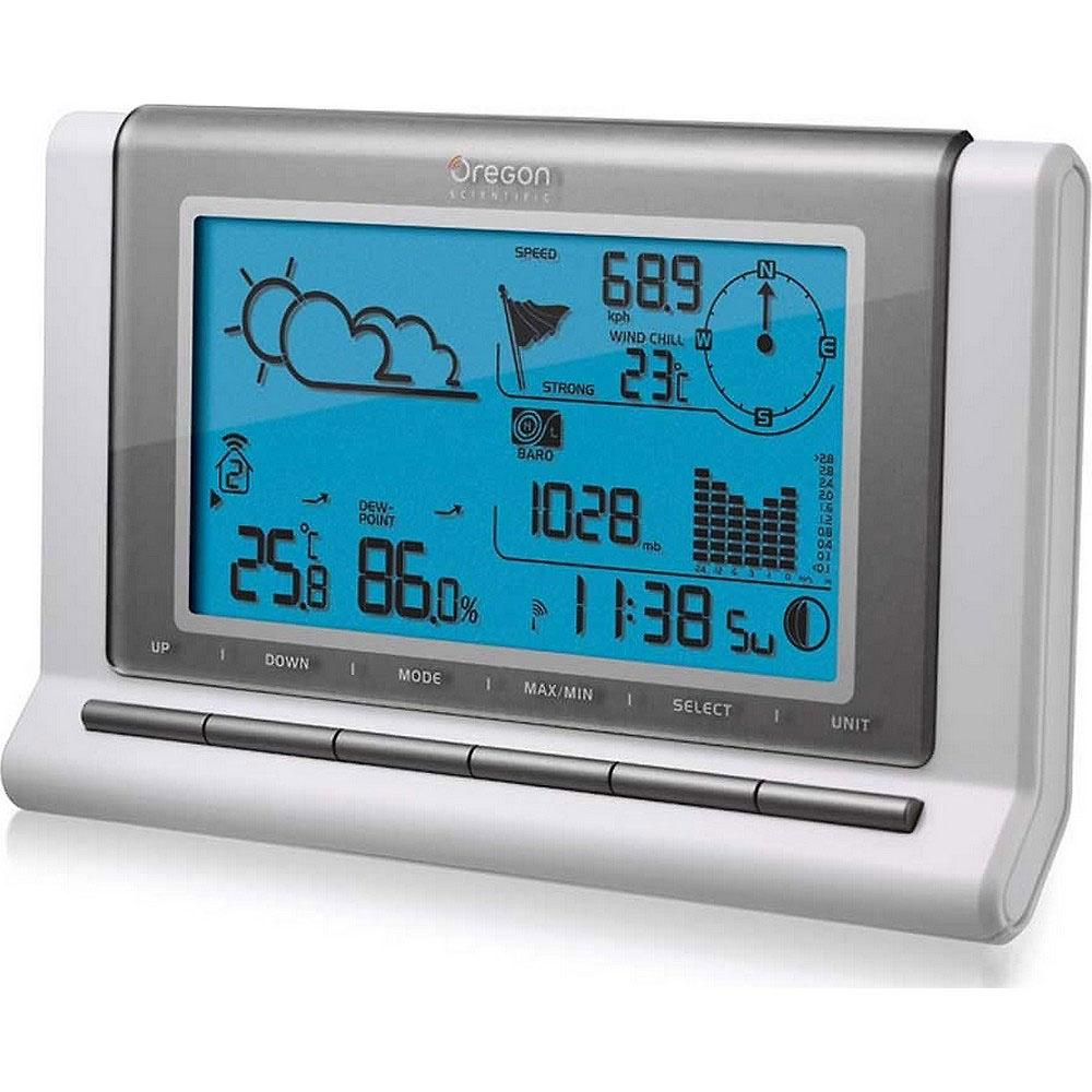 Estaci n meteorol gica digital oregon wmr88 - Estacion meteorologica oregon ...
