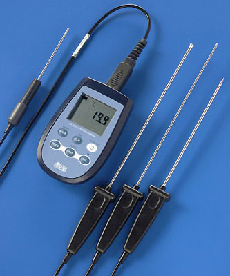 Term metro digital delta ohm hd2307 profesional for Termometro cocina profesional