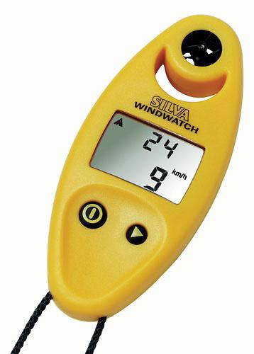 Anemómetro SILVA WINDWATCH