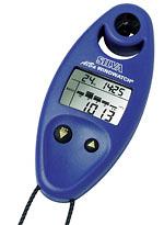 Anemómetro altímetro SILVA ALBA WINDWATCH