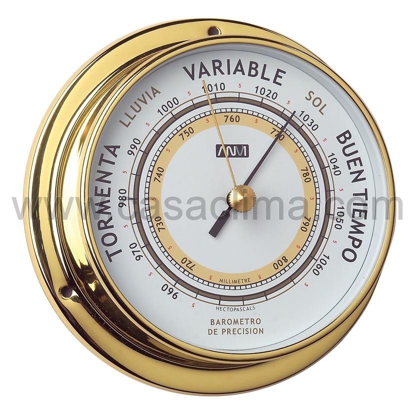 Barómetro dorado 120/95