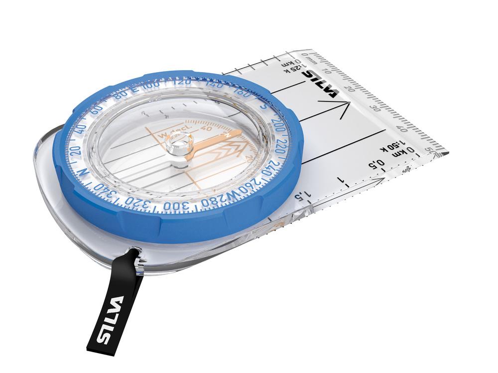 Brújula de bolsillo con termómetro Silva S7 FIELD