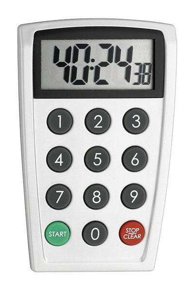 Cronómetro avisador timer TFA 38.2026