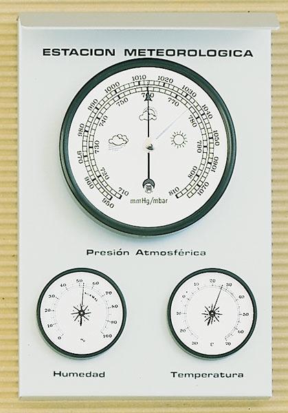 Estación meteorológica 4398H