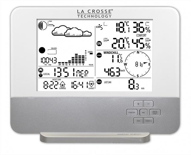 Estación meteorológica La Crosse WS1640
