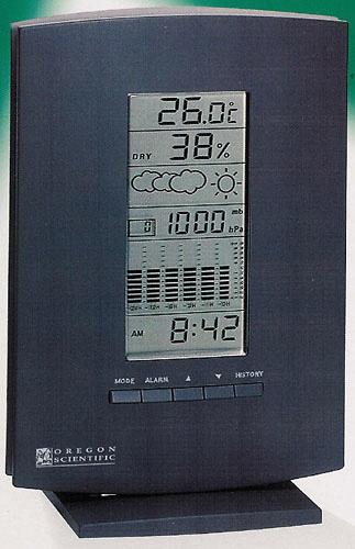 Estaci n meteorol gica oregon scientific ba888 - Estacion meteorologica oregon ...