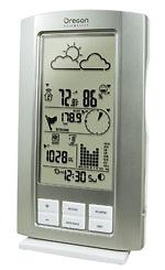 Estación meteorológica Oregon Scientific WMR80