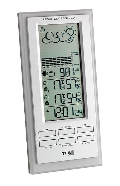 Estación meteorológica TFA 35.1101.02