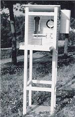 Garita caseta meteorológica 090001
