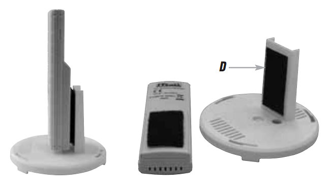 Garita protectora para sensores