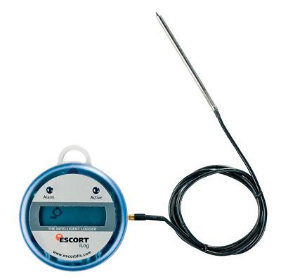 Registrador data logger baja temperatura ESCORT EI 1E DN 32 L