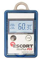 Registrador data logger de temperatura ESCORT MINI MU IN D 8 L PDF