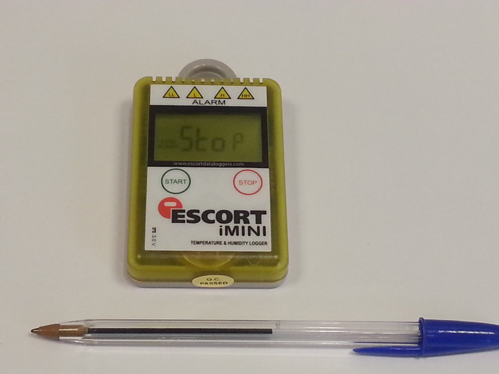 Registrador data logger de temperatura humedad ESCORT MINI MX-HS-S-16L