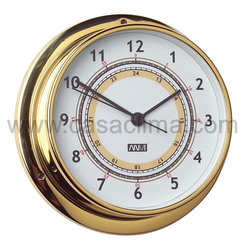 Reloj dorado 120/95