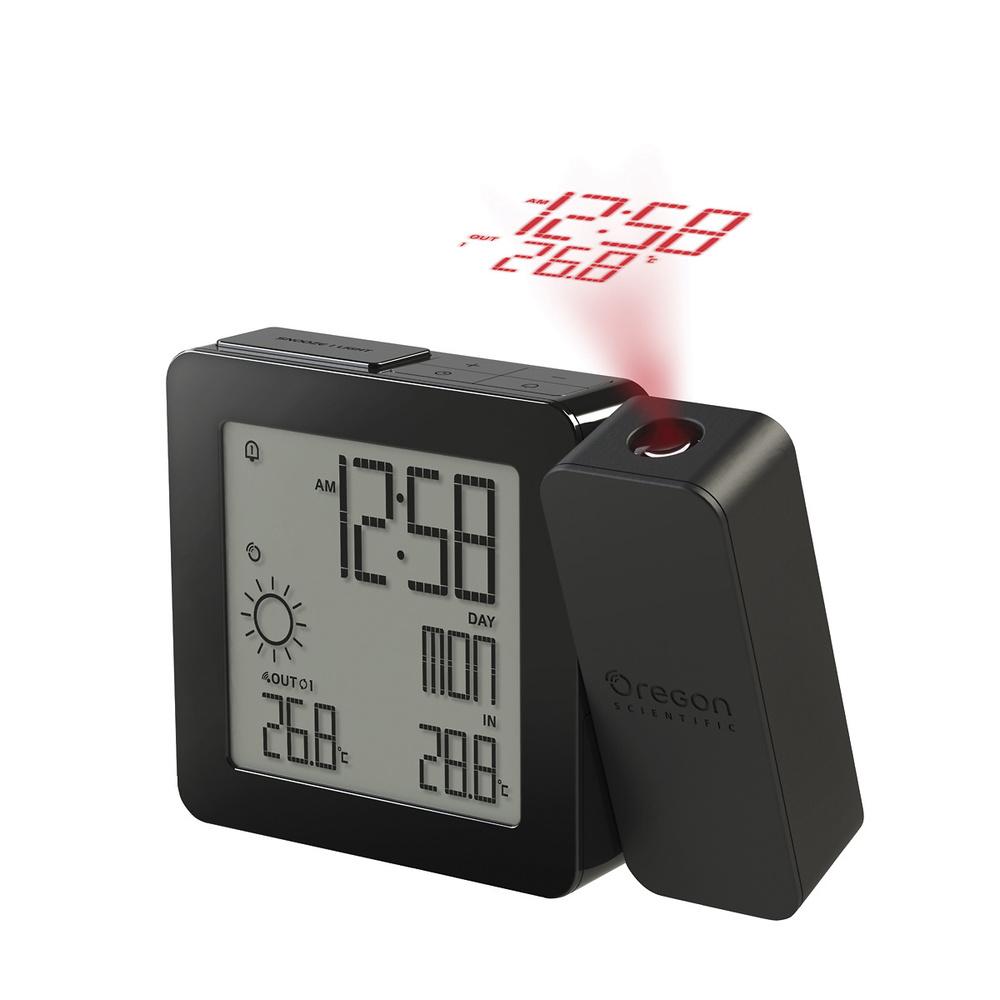 Reloj proyección Oregon Scientific BAR368P