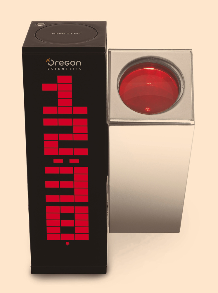 Reloj proyección Oregon Scientific DP100