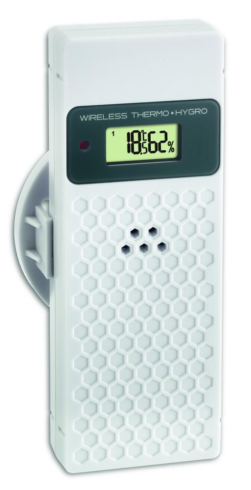 Sensor temperatura humedad TFA 30.3245.02