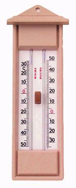 Termómetro de máxima y mínima 283H