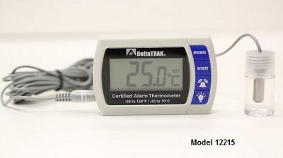 Termómetro digital DeltaTRACK TR12215