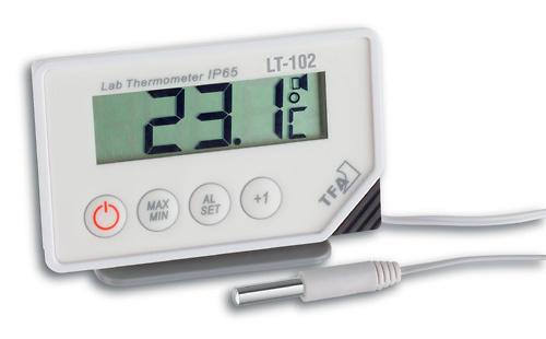 Termómetro digital TFA 30.1034 certificado