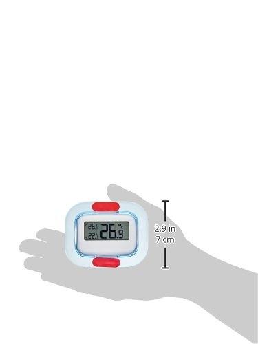 Termómetro digital TFA 30.1042 certificado