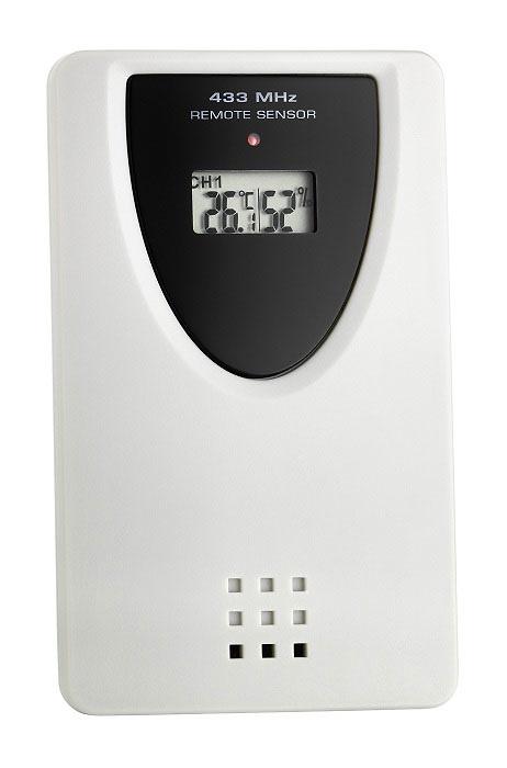Termómetro higrómetro TFA 30.3049