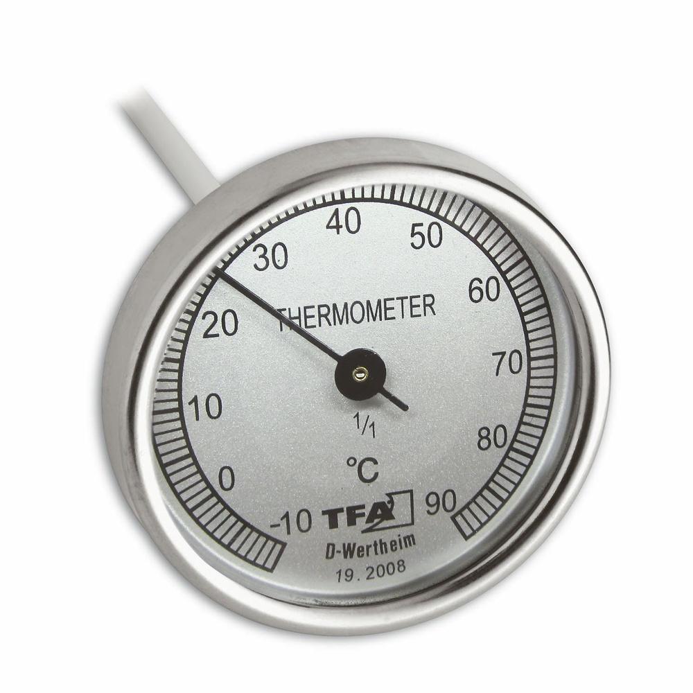 Termómetro para abono compost TFA 19.2008