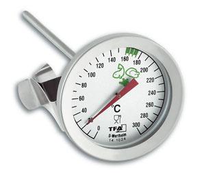 Termómetro para freidora aceite TFA 14.1024