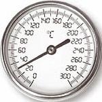 Termómetro para horno 203302