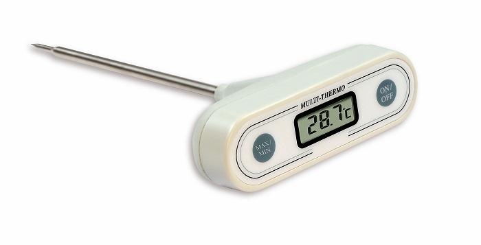 Termómetro sonda pincho Dostmann GT1