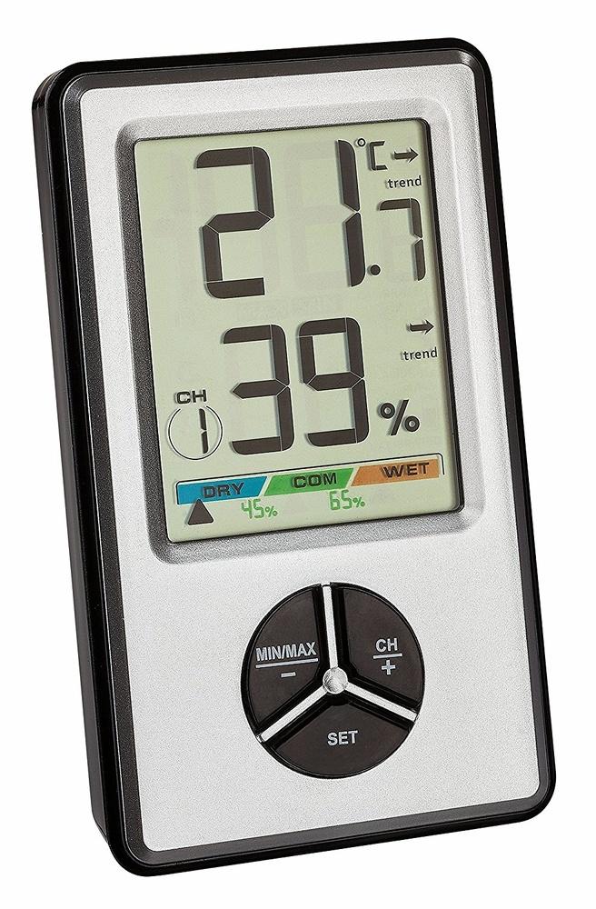 Termohigrómetro sensor TFA 30.5045.54