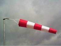 Manga de viento de Ø 15 x 75 cms.
