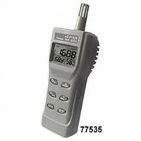 Medidor de CO2, temperatura y humedad 77535