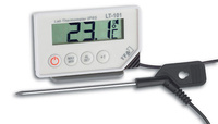 Termómetro digital TFA 30.1033 certificado