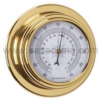 Termómetro dorado 95/70