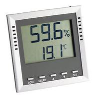 Termómetro higrómetro TFA 30.5010 KLIMA GUARD