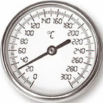 Termómetro para horno 204302