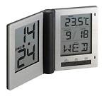 Termómetro reloj despertador TFA 98.1019