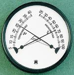 Termohigrómetro 3418H